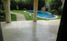 Villa sur la corniche des almadies