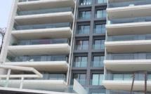 Centre ville appartement vue sur mer